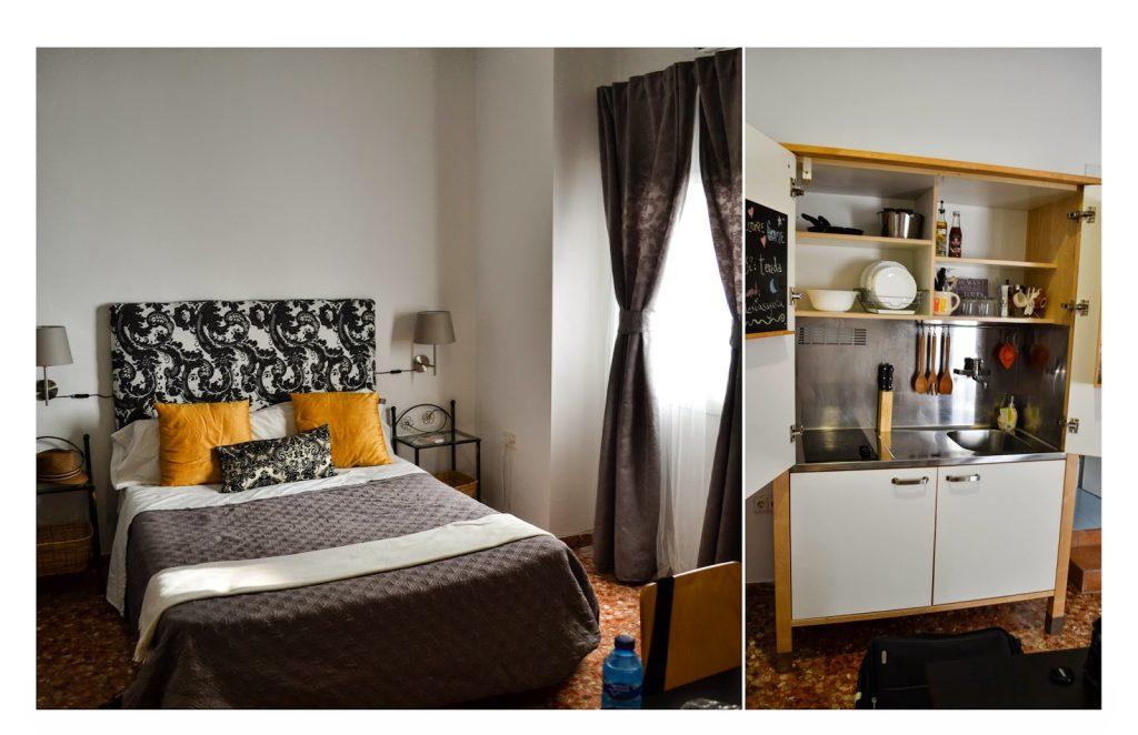 photo de la chambre a seville