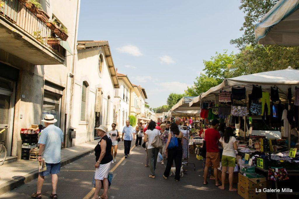 marché de Lucques