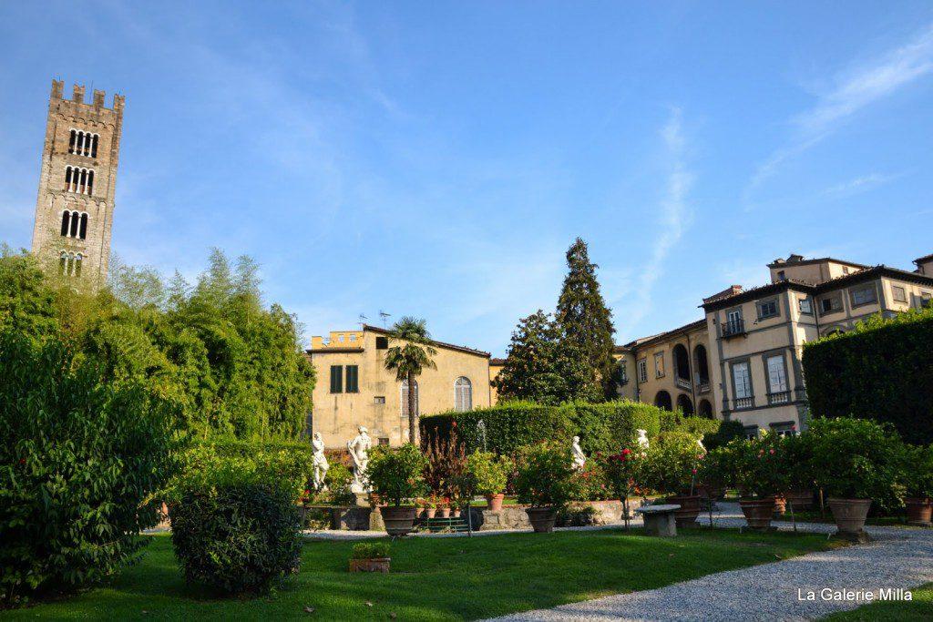 jardin palazzo pfanner
