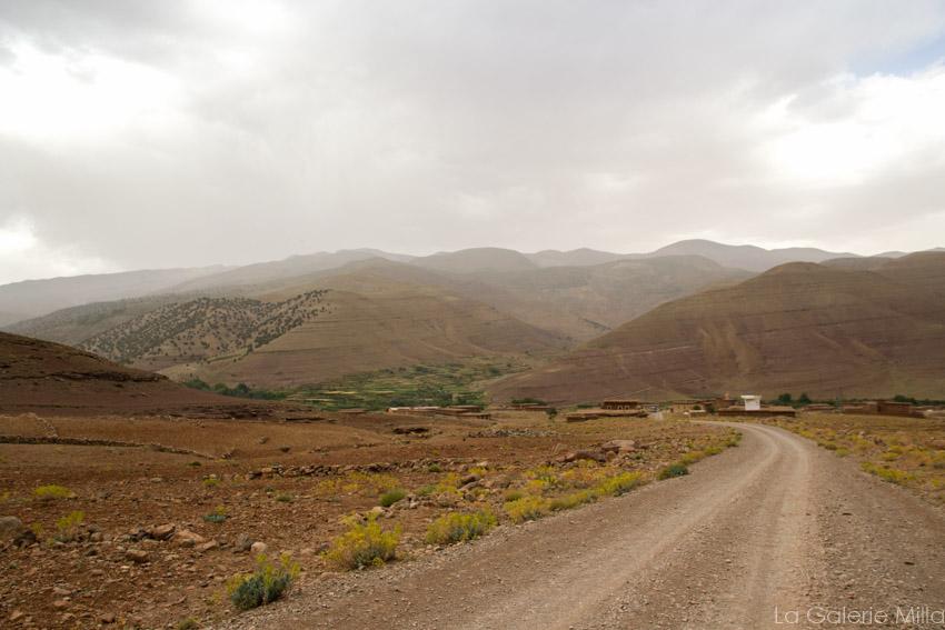 route de montagne