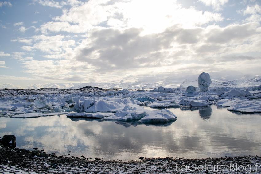 lac Jokulsarlon Islande