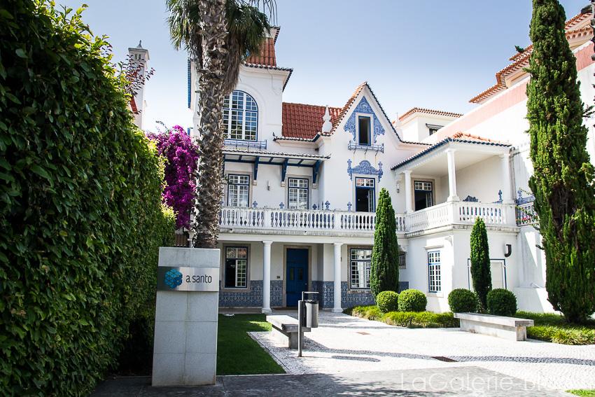 villa de luxe à cascais
