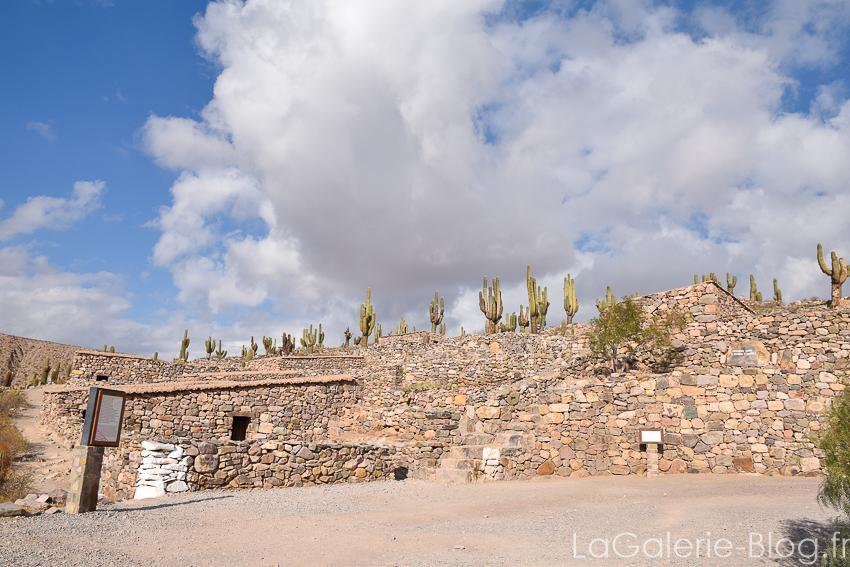 Pucara de Tilcara, ruines pré-hispaniques, argentine