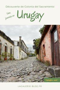 Découvrez ma visite d'une journée en Urugay à Colonia !