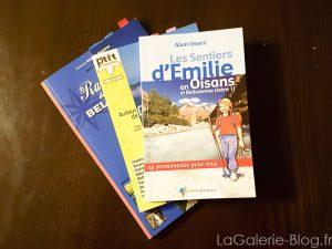 livre de randonnée