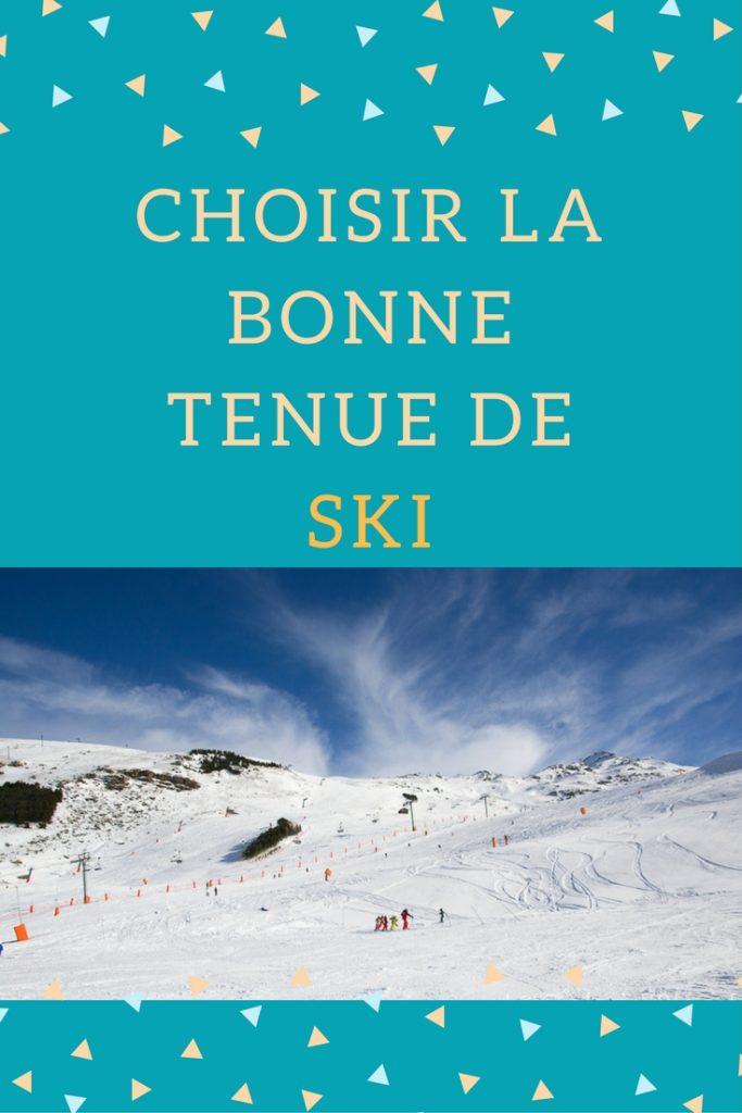 comment s'habiller pour le ski, choisir sa veste et son pantalon, et ne pas avoir froid ! #ski