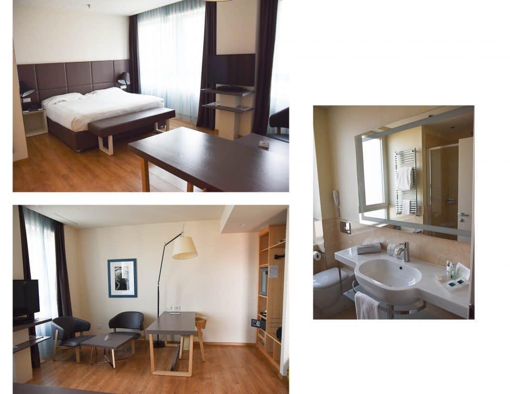 Una hotel century milan