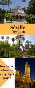 Découvrez la magnifique ville de Séville et tout c equ'il y a à visiter en quelques jours !