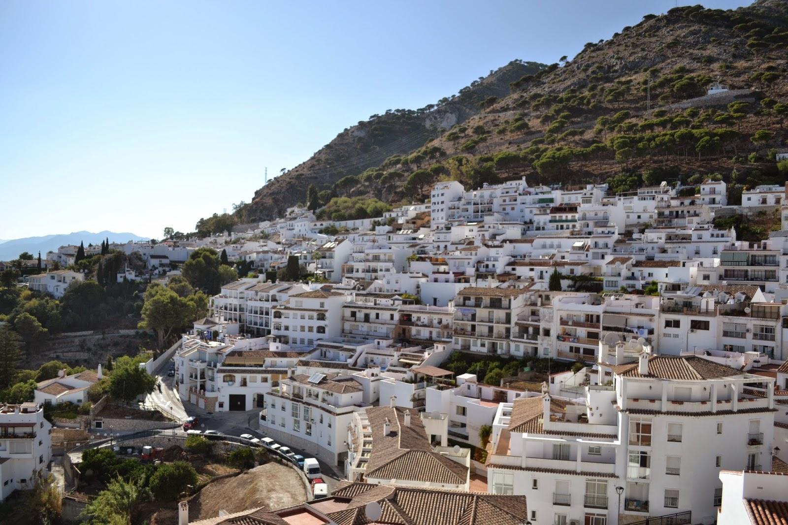 Mijas, Espagne 2014