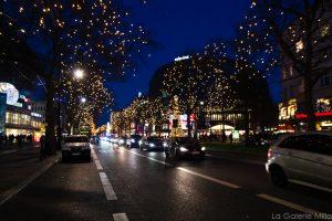 rue dans quartier Kurfürstendamm