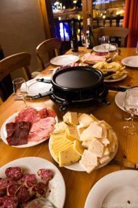 soirée raclette