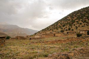 village en montagne