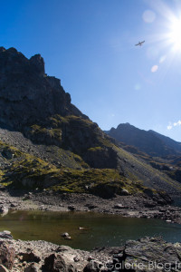 lac du crozet sous le soleil