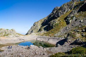 petit lac du crozet