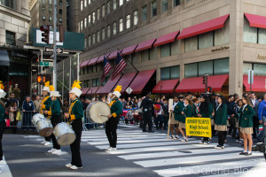 parade du columbus day