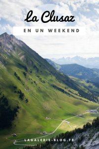 Découvrez mon weekend romantique et détente à la station de ski de la Clusaz, en été !