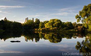 lac à central parc