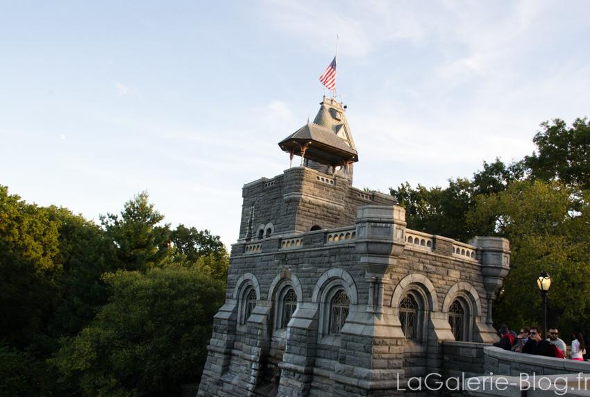 Le Belvédère Castle