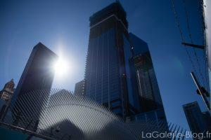financial district à new york