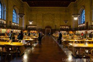 bibliotheque de newyork