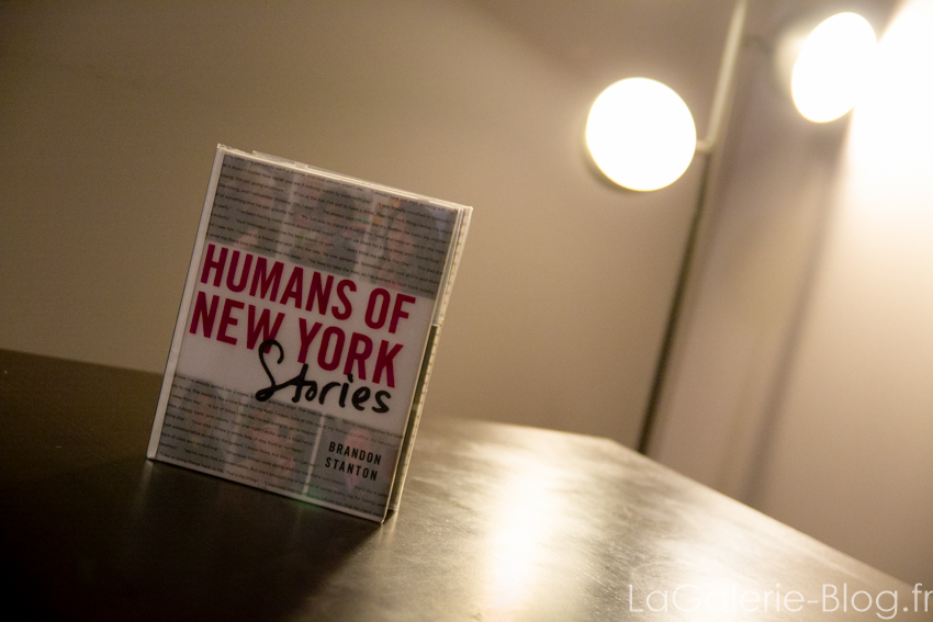 couverture livre humains of new york