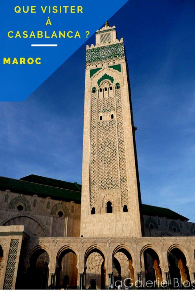 Découvrez toutes les visites de casablanca et de ce qu'il y a à voir et à faire dans capitale economique du Maroc.