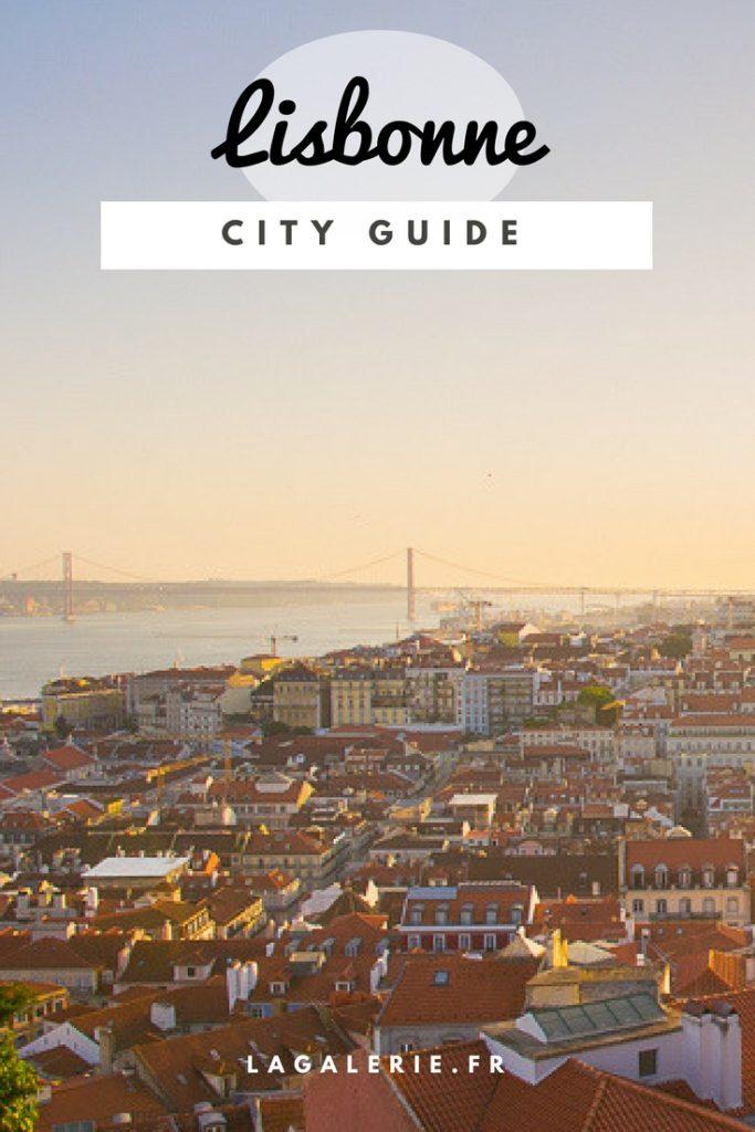 Lisbonne City guide : découvrez toutes les visites de lisbonne en quelques jours !