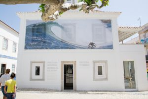 affiche de surf a ericeira