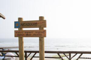 panneau du spot matadouro