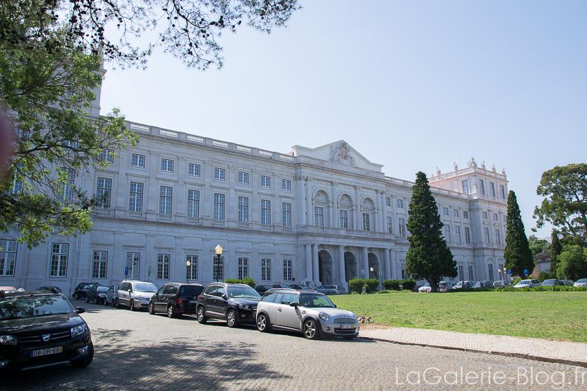 Palacio national da Ajuda