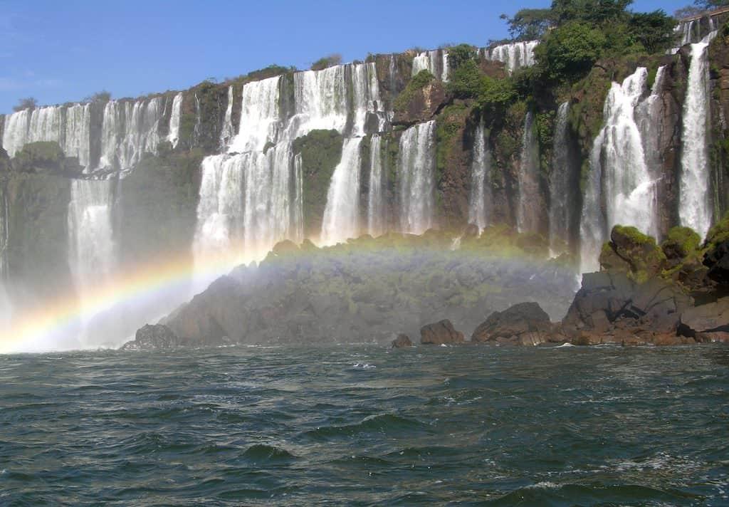 Chutes d'Iguazù