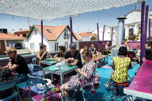 restaurant avec terrasse à cascais