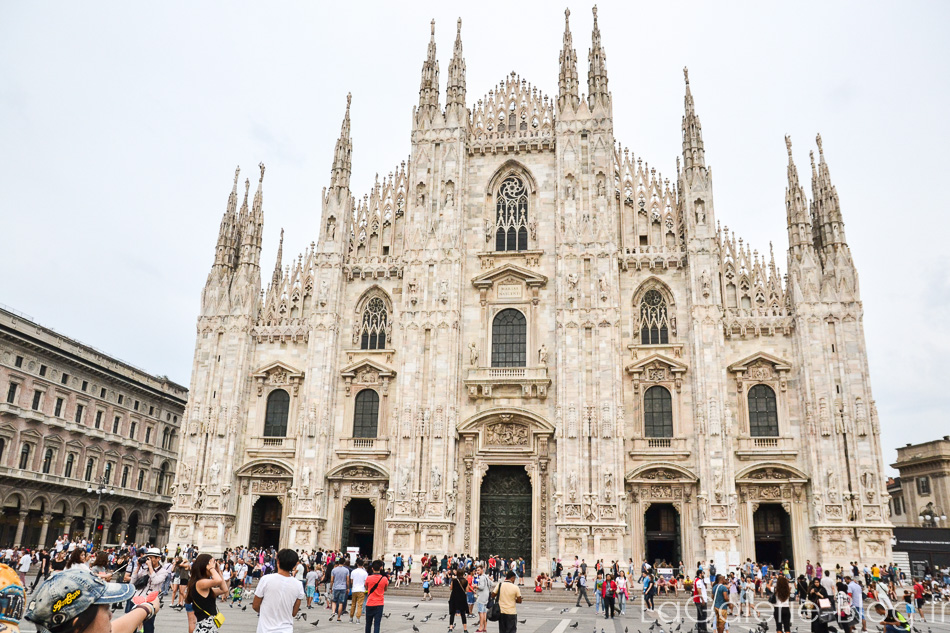 cathedrale milan