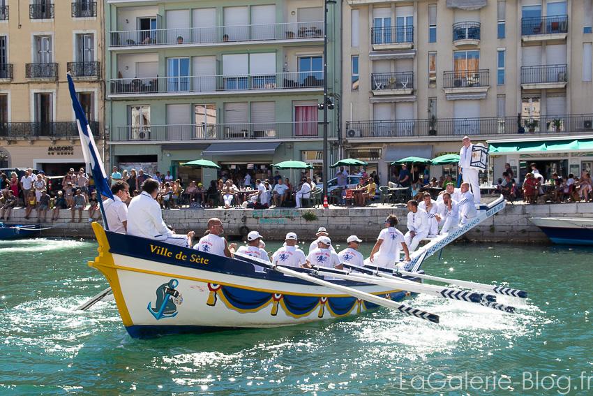 barques de joute