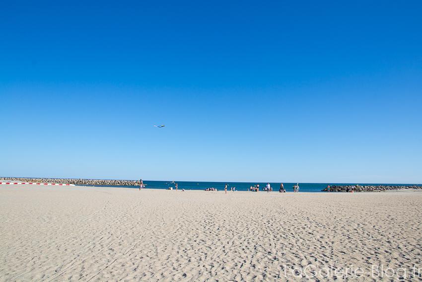 plage proche de sete