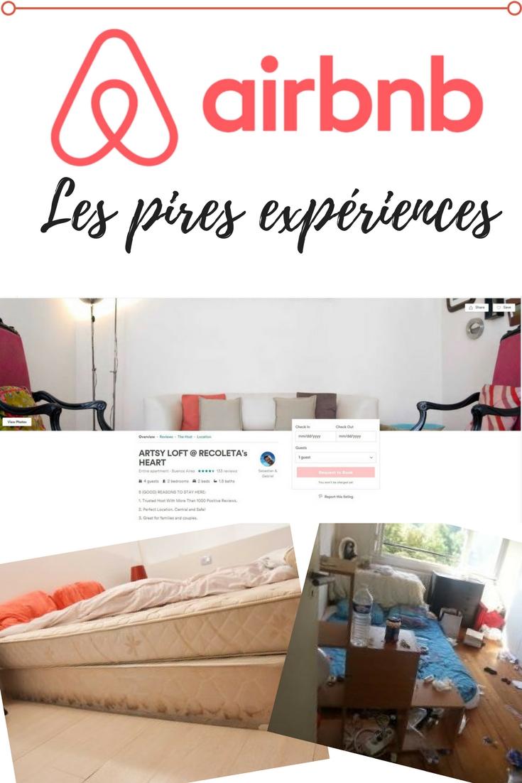 Découvrez la face cachée d'Airbnb et les pires expériences que l'on peut y vivre