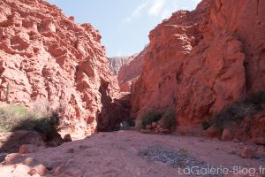 Uquia, randonnée dans le désert