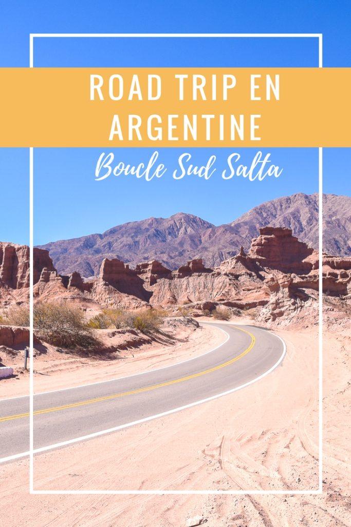 Road trip en ARgentine : boucle sud de Salta