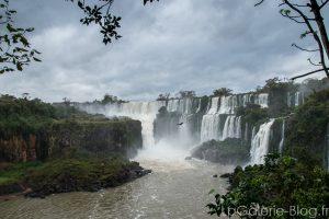 cascades coté argentin