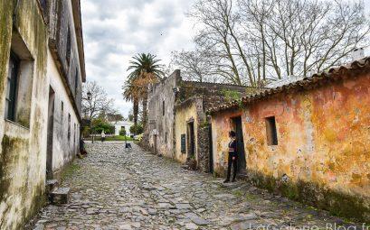 rue des soupirs, urugay, colonia del sacramento