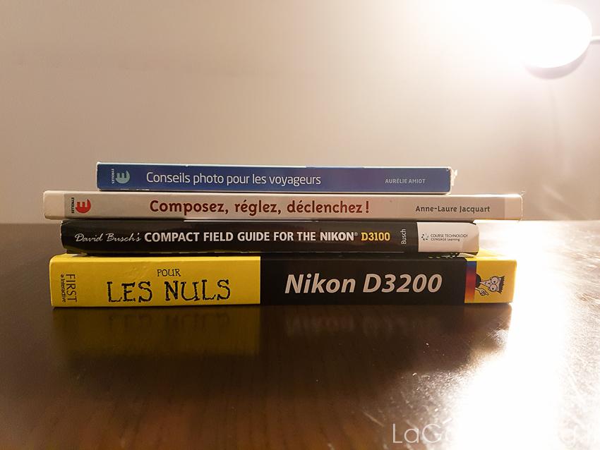 livres sur la photographie
