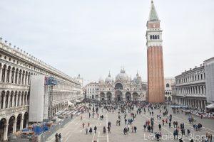 place saint marc et campanile