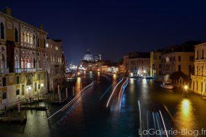 venise de nuit, grand canal