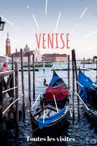 Découvrez tout ce qu'il y à voir à Venise, Italie. #venise #italie