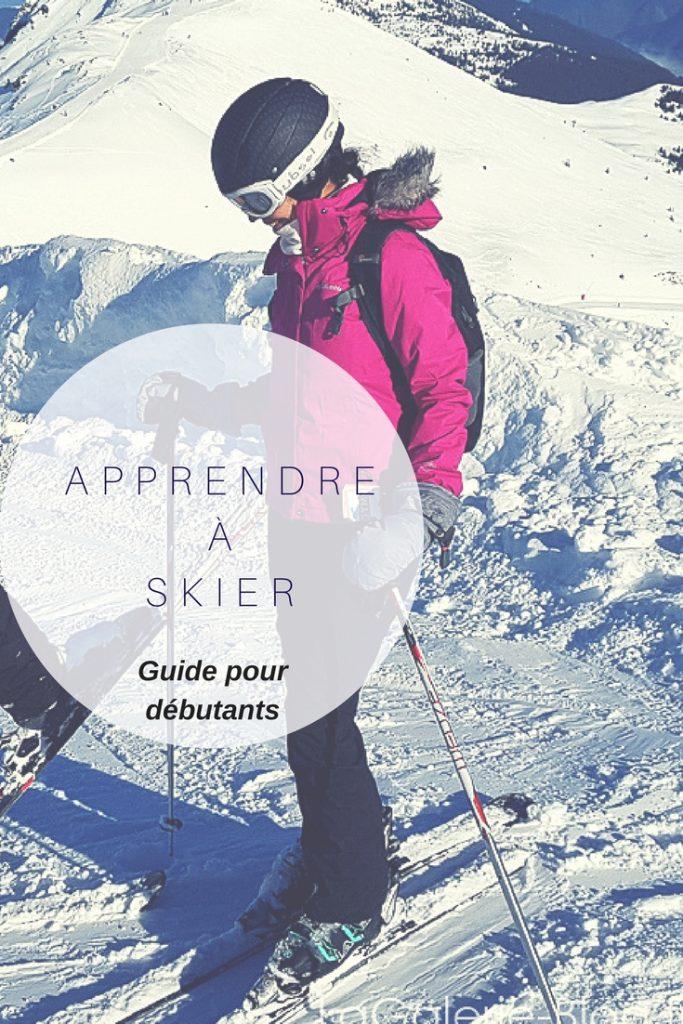 Apprendre le ski : toutes les astuces pour débutants ! #ski