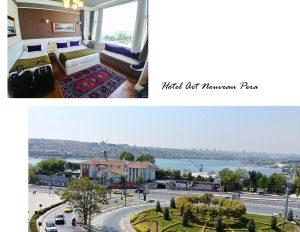 hotel istanbul art nouveau pera