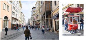 rue Istiklal istanbul