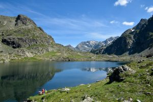 lacs Robert - Belledonne - alpes françaises