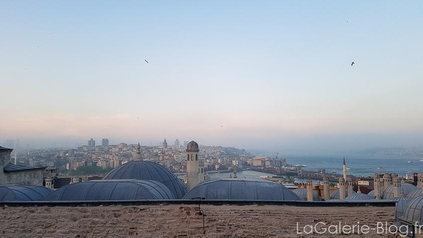 mosquée Süleymaniye Camii istanbul