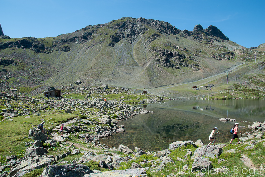 randonneuses lac robert belledonne- grenoble